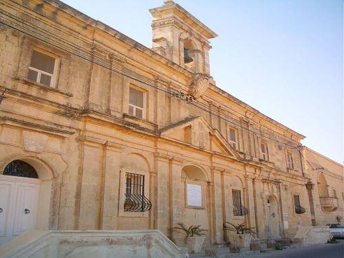 Malta Gozo Jesuiten Retreat Haus