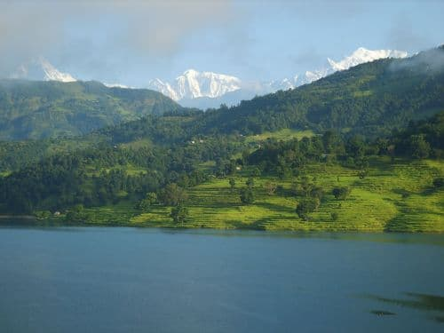 Begnas Lake Resort, Nepal