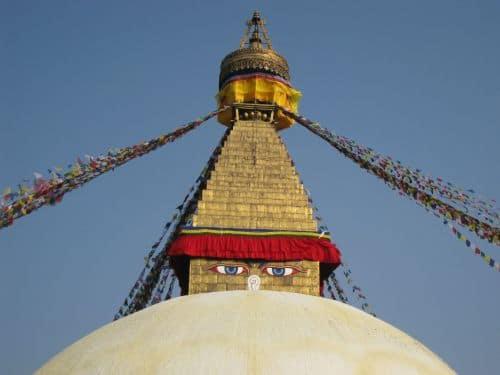 Nepal Boudhanat Stupa