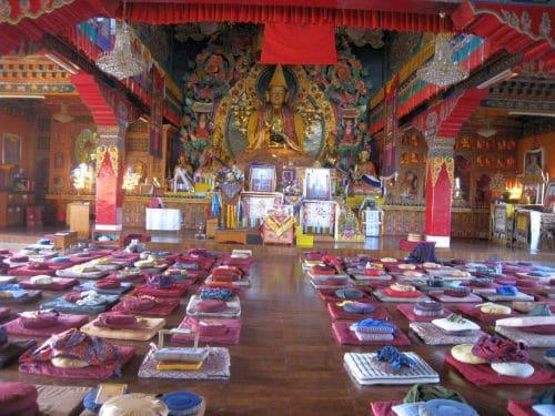 Nepal Meditationskurs im Tibetischen Kloster