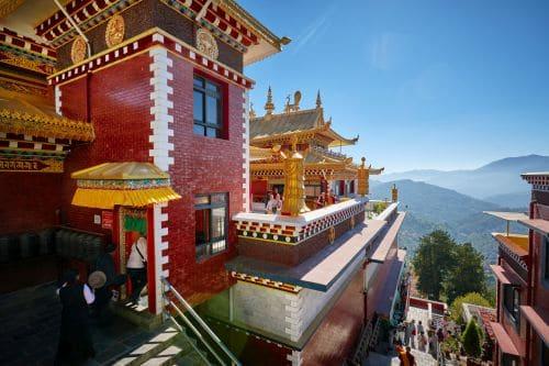 Nepal Namo Buddha Kloster