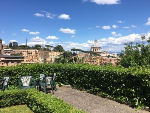Rom Casa Emilia Kloster