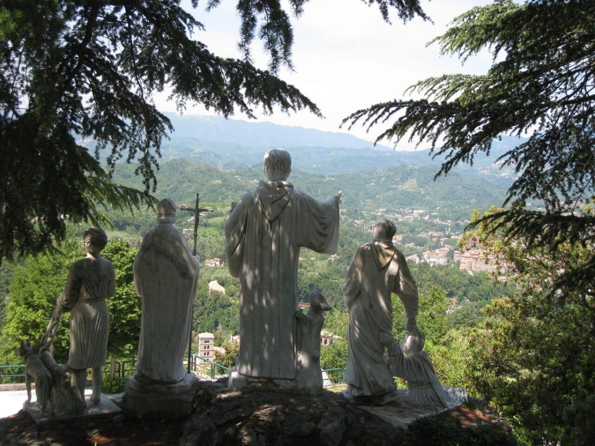 Benediktinerkloster Scholastika, Latium