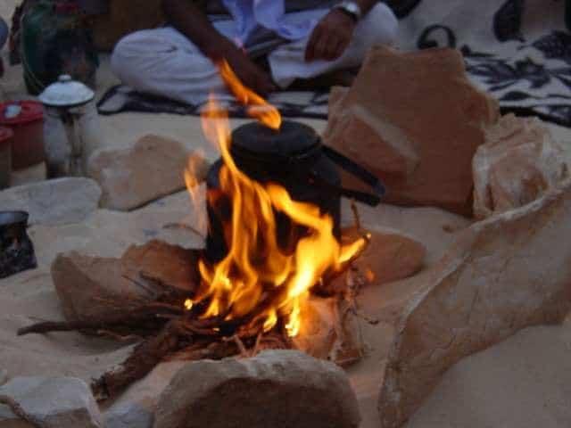 Weihnachten und Silvester in der Wüste Sinai