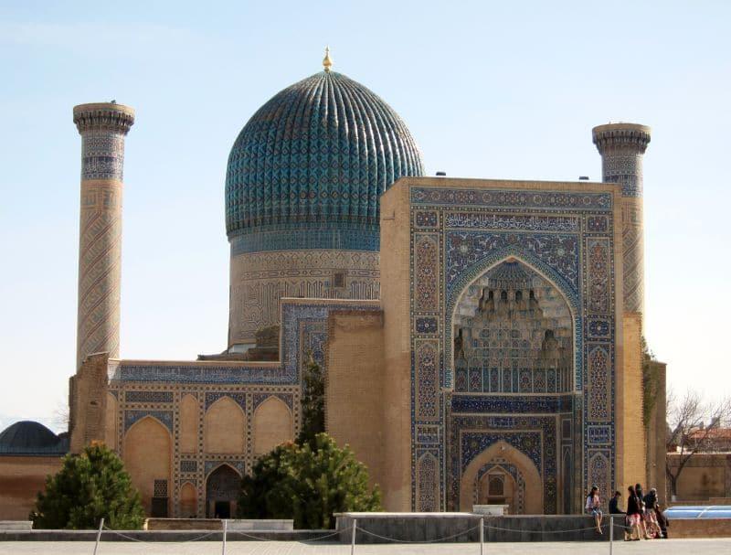 Meditationsreise Usbekistan – Auf den Spuren des Sufismus