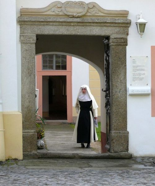 Fasten im Kloster