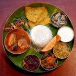 Klosterreisen Indien Swaswara Resort Om Beach Goa Mittagessen