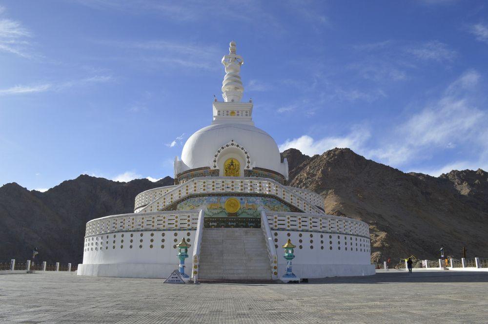 Erlebnisreise mit Meditationskurs in Ladakh, Indien
