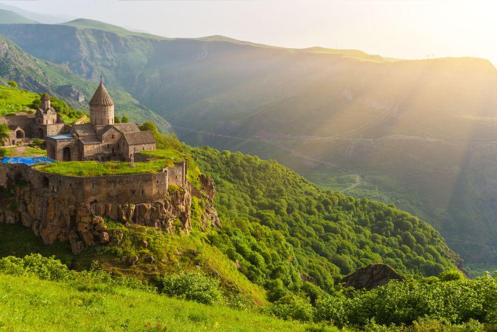 Auf den Spuren des Christentums – Rundreise Armenien