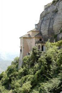 Klosterreisen Montserrat Kapelle