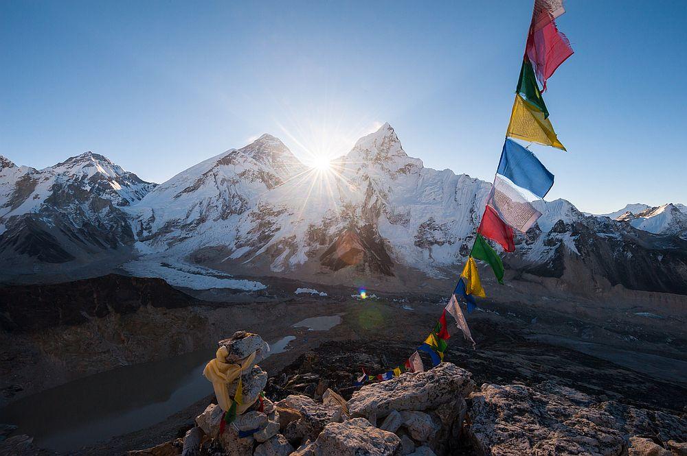 Klosterreisen Nepal Everest Basecamp Trekking