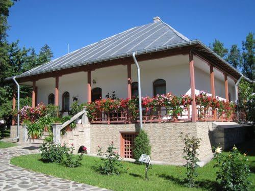 Klosterreisen Rumänien Bukowina Kloster Gästehaus