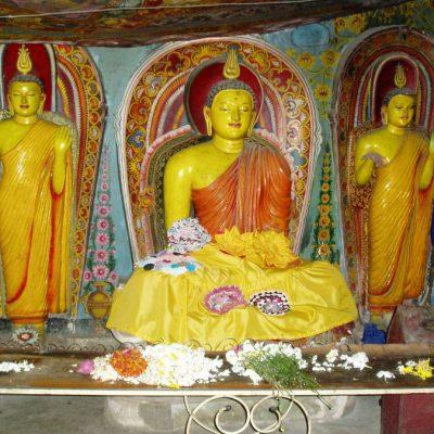 Sri Lanka Rundreise und Einführung in den Buddhismus