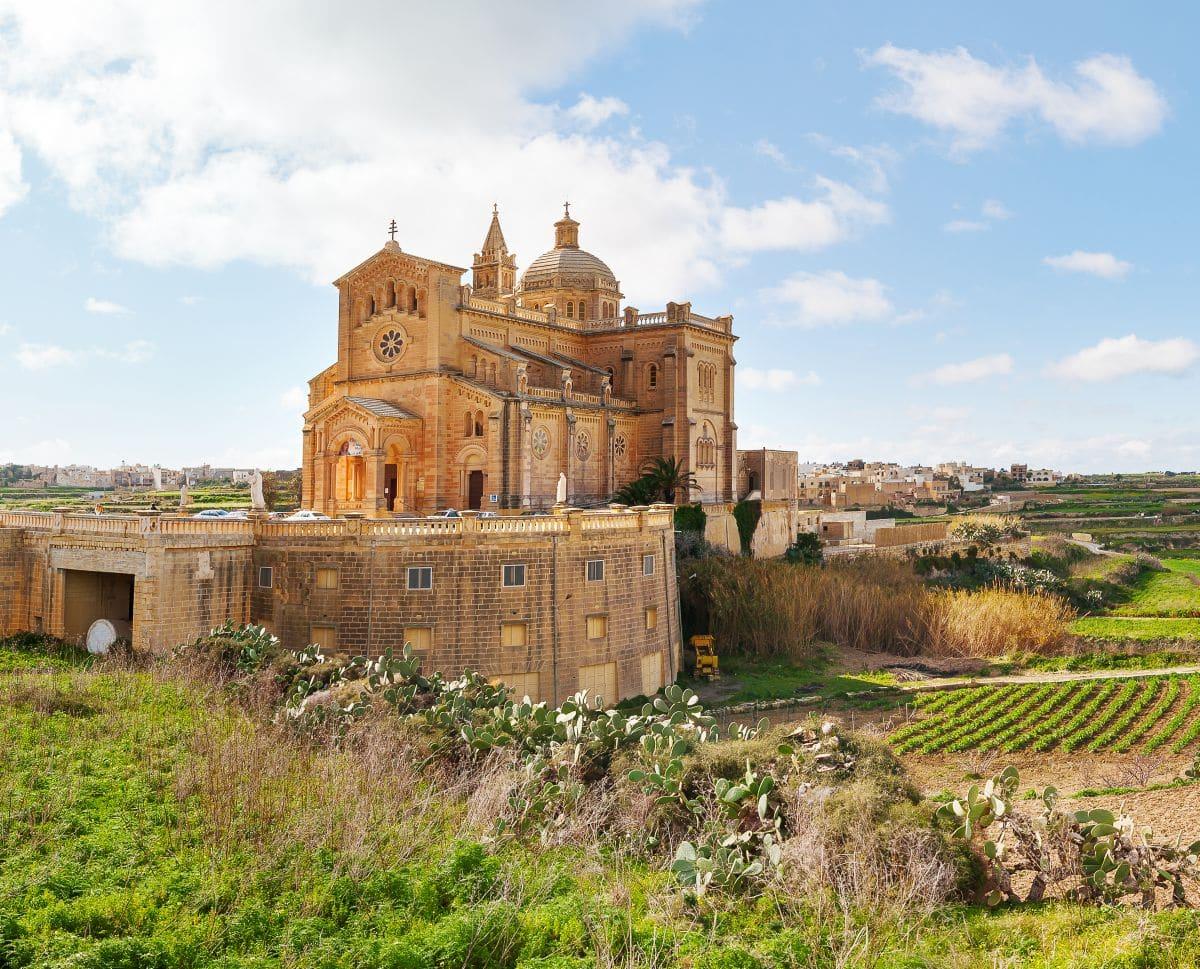 Inselurlaub im Jesuiten Retreat Haus, Gozo