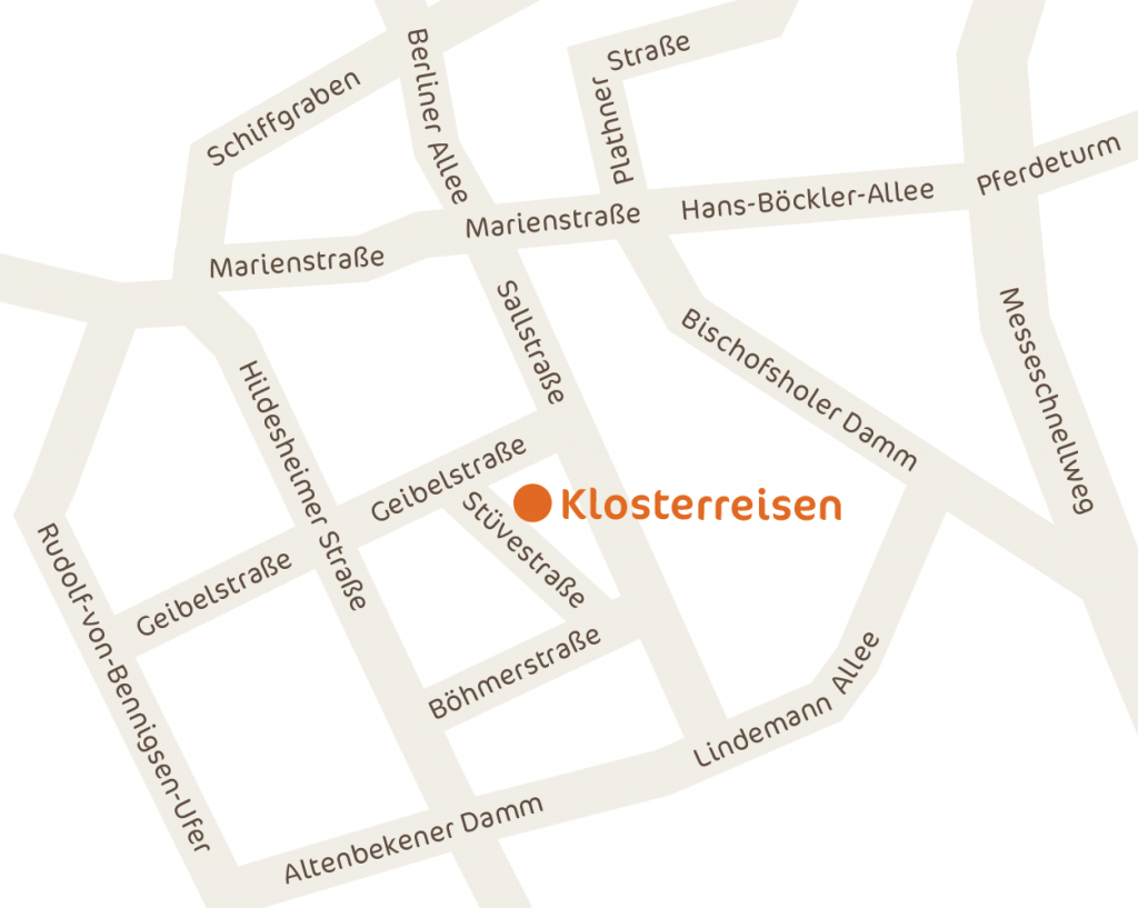 Klosterreisen Hannover Südstadt