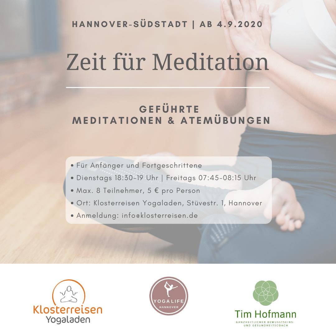 Meditation Klosterreisen Yogaladen